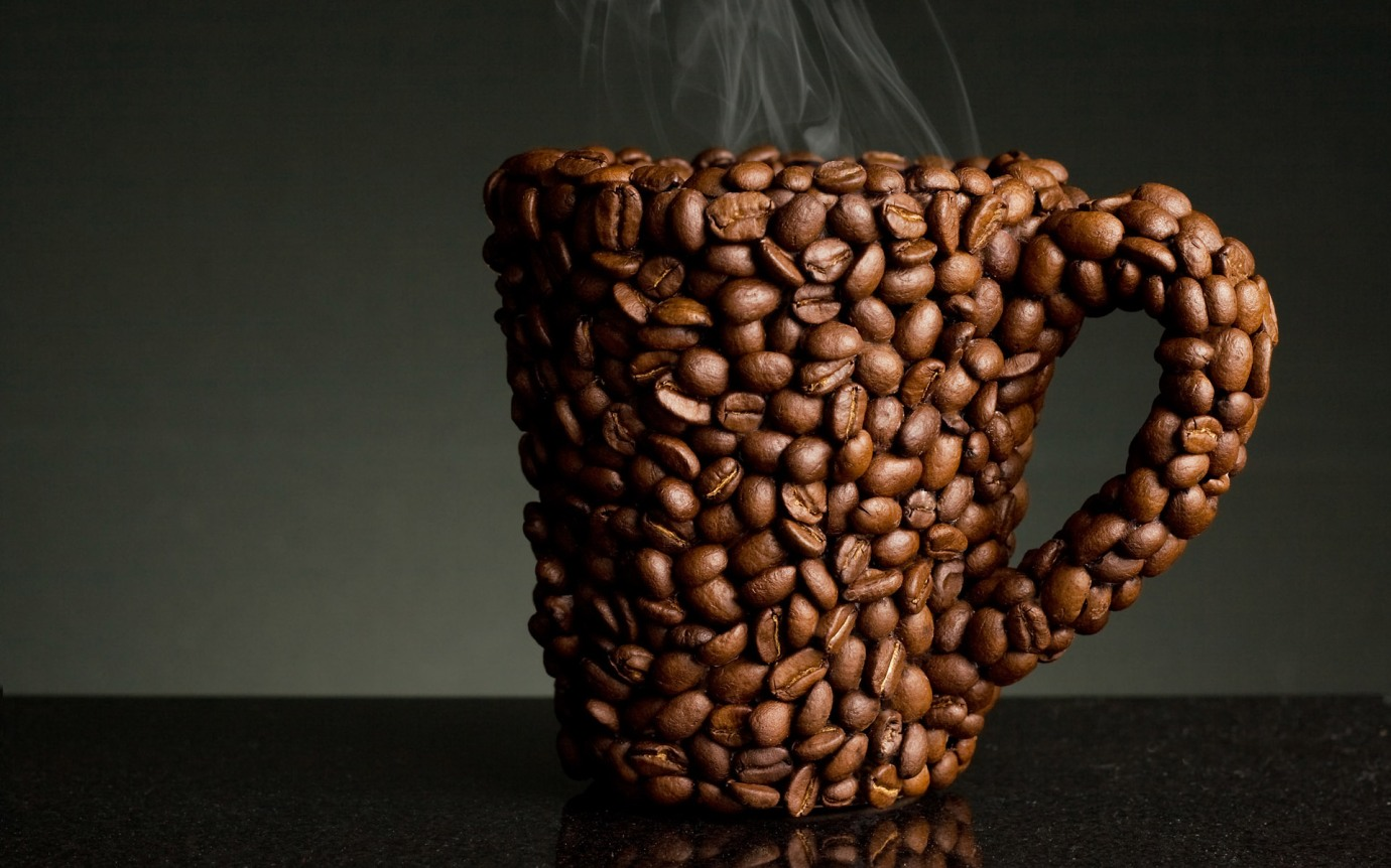 Coffee is a language in itself. Jackie Chan