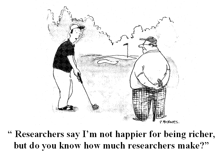 happiness-v-researchers